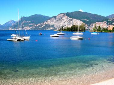 Una zingarata sul Lago di Garda