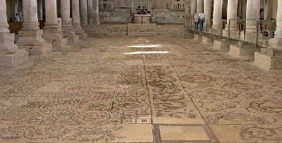 aquileia mosaici