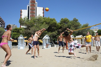 Beach Volley Lignano