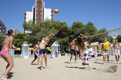 Beach Volley Lignano