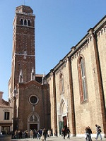 Campanile Basilica dei Frari