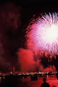 Fuochi d'artificio Venezia