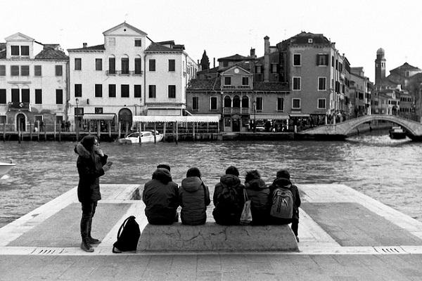 Gita scolastica Venezia