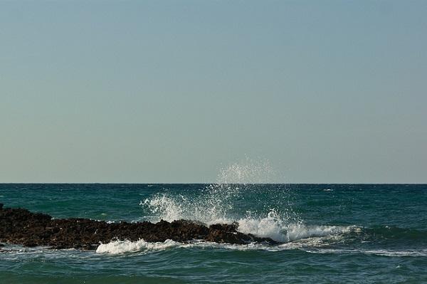 Mare adriatico onde