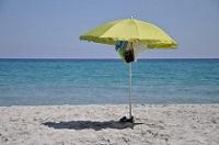 Ombrellone spiaggia Adriatico