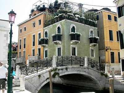 Palazzina a Venezia