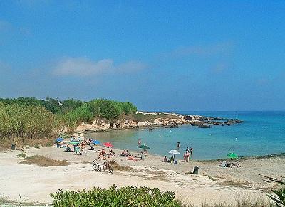 Piazzola spiaggia adriatico