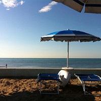 Posto spiaggia Eraclea