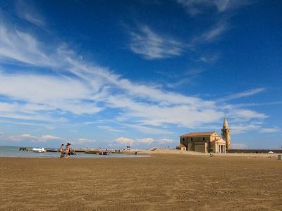 Spiaggia a Caorle