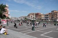 Vista da Stazione S. Lucia