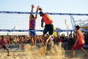 volley spiaggia bibione
