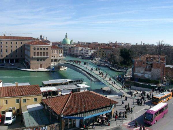 calatrava piazzale roma