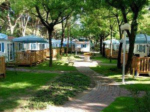 campeggi bungalow