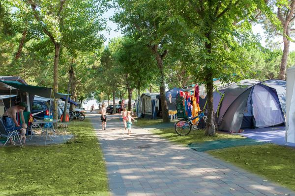 piazzole camping jesolo
