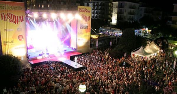 capodanno jesolo festival show