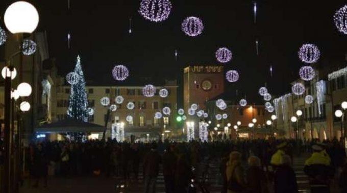 capodanno a Mestre Piazza Ferretto