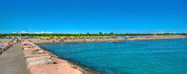 mare eraclea spiaggia