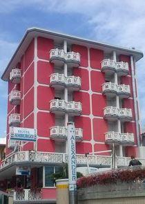 Hotel Amburgo a Bibione