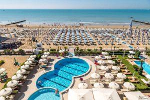 hotel jesolo spiaggia