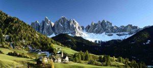 natura montagna dolomiti