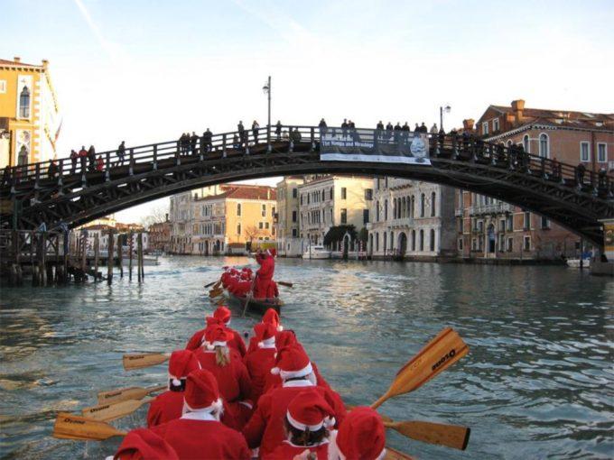 Natale nella costa veneziana